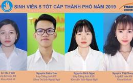 """""""Sinh viên 5 tốt""""- thể hiện triết lý giáo dục của Đại học Thành Đô"""