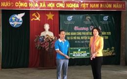 """Phụ nữ Hà Nội """"đồng hành cùng phụ nữ"""" các xã biên giới tỉnh Kon Tum"""
