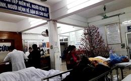 Hà Nội: Mâu thuẫn gia đình, cụ ông 70 tuổi chém cả nhà em gái