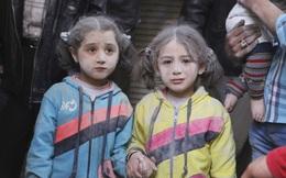 Máu và nước mắt trẻ em Syria trong nội chiến
