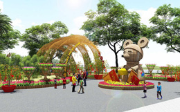 Hội chợ hoa xuân Phú Mỹ Hưng 2020 sẽ khai mạc vào ngày 24 Tết