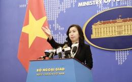 Bộ Ngoại giao khuyến cáo công dân Việt Nam hạn chế đến Trung Đông