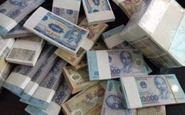 Dịch vụ đổi tiền lẻ, tiền mới sôi động dịp cận Tết