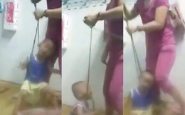 Bình Dương: Tạm giữ hình sự người mẹ đánh đập, tròng dây vào cổ con