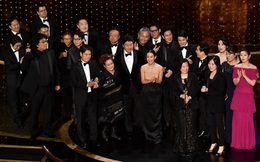 """Tổng thống Hàn Quốc chúc mừng thành công vang dội của phim """"Ký sinh trùng"""""""