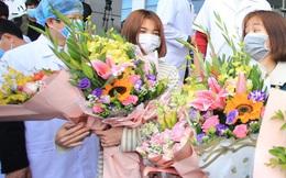 Nữ bệnh nhân nhiễm virus corona òa khóc khi biết mình khỏi bệnh