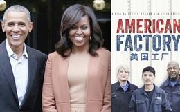 Michelle Obama chia sẻ gì khi phim do công ty vợ chồng bà sản xuất thắng giải Oscar