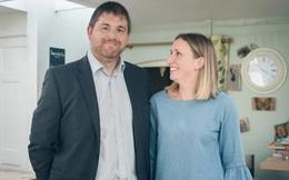 Vợ biến buổi hẹn hò với chồng thành ý tưởng kinh doanh 300.000 bảng