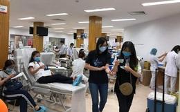 Bệnh viện Truyền máu Huyết học TPHCM lo thiếu máu