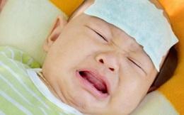 Trẻ sơ sinh bao nhiêu độ là sốt?