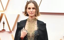 Natalie Portman gây sốc với chiếc áo đặc biệt tại lễ trao giải Oscar