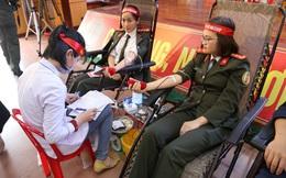 Hà Tĩnh: 154 đơn vị máu thu được tại Ngày hội hiến máu tình nguyện