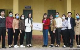 TYM chia sẻ với hội viên phụ nữ, cán bộ, thành viên vùng tâm dịch Covid-19