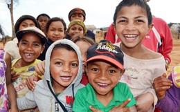 Bảo vệ trẻ em - Một mục tiêu chính trong các tiến trình hòa bình