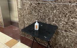 Sử dụng thang máy đúng cách để tránh nguy cơ lây nhiễm virus Covid-19