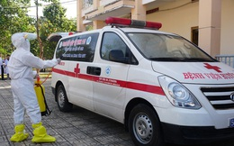 TPHCM: 1 thai phụ được cách ly tại Bệnh viện dã chiến
