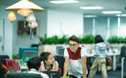 """Grab được bình chọn là """"Công ty công nghệ có môi trường làm việc tốt nhất Việt Nam"""""""