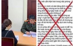 Hà Nội: Cô gái bị phạt 10 triệu đồng vì đăng tin sai về Covid-19