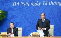 Khơi dậy sức mạnh toàn dân tộc là trọng tâm hợp tác của Chính phủ và Mặt trận