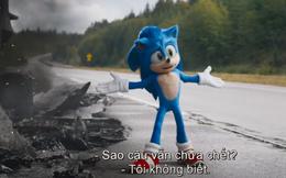 Nhím Sonic siêu tốc-cuộc phiêu lưu kỳ thú cuốn hút các bạn nhỏ