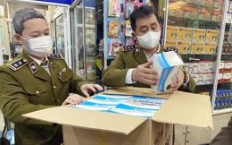 Hà Nội: Tăng giá bán khẩu trang y tế, 16 cửa hàng và 2 cá nhân bị xử lý