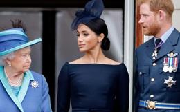Vợ chồng Harry và Meghan Markle bị cấm sử dụng thương hiệu Hoàng gia Anh