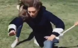 Cảnh báo về thử thách Jump Trip Challenge trên Youtube có nguy cơ khiến trẻ em tử vong