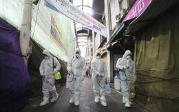 Ngày 1/3: Tổng số ca nhiễm SARS-CoV-2 ở Hàn Quốc tăng lên 3.526