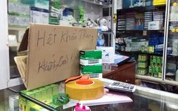 """Hà Nội: """"Tìm đỏ mắt"""" vẫn không mua được khẩu trang y tế phòng dịch"""