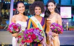 Hoa hậu chuyển giới quốc tế 2020: Hoài Sa đoạt giải Nhì Tài năng, nổi bật với áo dài thiết kế độc đáo