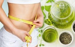 4 đồ uống từ trà xanh giúp giảm cân, vóc dáng đẹp