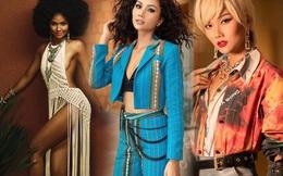 Đổi kiểu tóc mới, H'Hen Niê đích thị là mỹ nhân mê biến hóa phong cách nhất Vbiz