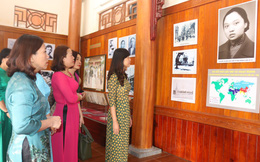 Hội LHPN Nghệ An dâng hương tưởng niệm Nhà cách mạng tiền bối Nguyễn Thị Minh Khai