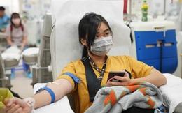 Nguồn dự trữ cạn kiệt, BV Truyền máu Huyết học TPHCM mong người dân tình nguyện hiến máu