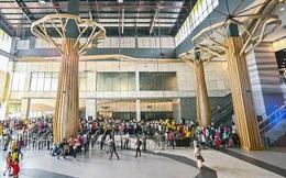 """Có gì bên trong """"nhà ga cáp treo lớn nhất thế giới"""" tại Tây Ninh"""