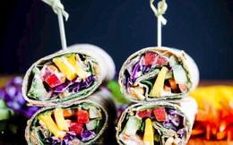Rằm tháng Giêng thanh tịnh với món rau củ cuốn chay