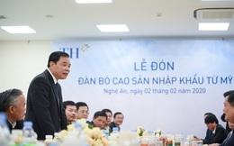 Bộ trưởng Nguyễn Xuân Cường: Doanh nhân Thái Hương là người có Tâm – Tầm – Trách nhiệm