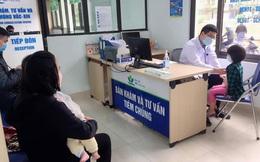 BV tuyến TƯ duy nhất thực tiêm chủng mở rộng miễn phí cho phụ nữ, trẻ em