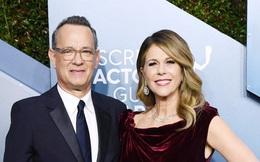 Vợ chồng ngôi sao Holywood Tom Hanks dương tính với SARS-CoV-2