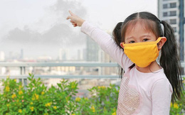 Ô nhiễm không khí: Sát thủ thầm lặng với trẻ nhỏ