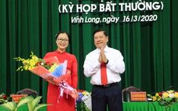 Vĩnh Long có nữ Phó Chủ tịch UBND tỉnh