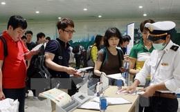 Dừng cấp thị thực cho người nước ngoài vào Việt Nam trong 30 ngày