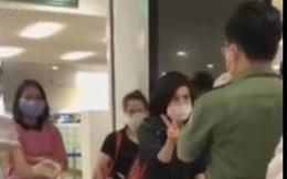 Quản lý sân bay Nội Bài lên tiếng vụ người phụ nữ chê đồ ăn, bức xúc vì chờ đợi