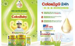 ColosIgG 24h giúp tăng cường miễn dịch cho trẻ em và người lớn