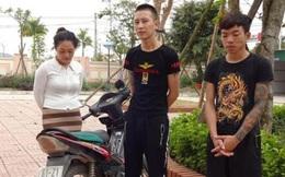 3 thanh niên liên tiếp cướp giật 13 vụ cướp dây chuyền, điện thoại của người đi đường