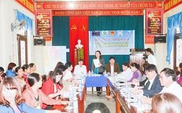 Nhiều ý tưởng sáng tạo từ hội thi Chủ tịch Hội phụ nữ cơ sở giỏi tỉnh Quảng trị