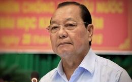 Cách chức Bí thư Thành uỷ TP.HCM nhiệm kỳ 2010-2015 đối với ông Lê Thanh Hải