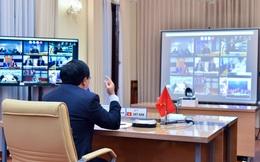 Hội nghị trực tuyến về phòng chống dịch Covid-19 giữa ASEAN và EU