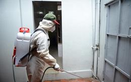 Hướng dẫn khử trùng nơi ở và vệ sinh cá nhân cho người thực hiện cách ly tại nhà