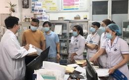 Đội phản ứng nhanh Bệnh viện Chợ Rẫy lên đường trong đêm đến Tây Ninh chống dịch Covid-19